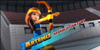 Artemiz in LEGO DC Super Hero Girls: Brain Drain