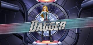Dagger in Marvel Avengers Academy