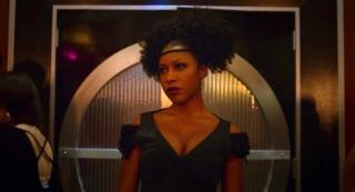 Gabrielle Dennis as Tilda Johnson in Luke Cage
