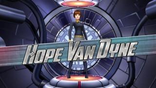 Hope Van Dyne In Marvel Avengers Academy