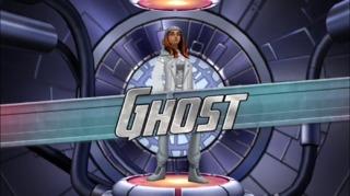 Ghost in Marvel Avengers Academy