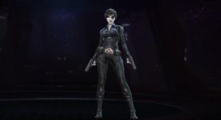 Domino in Marvel Future Fight