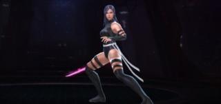 Psylocke in Marvel Future Fight