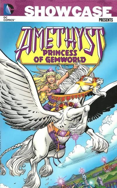 Showcase Presents: Amethyst, Princess of Gemworld