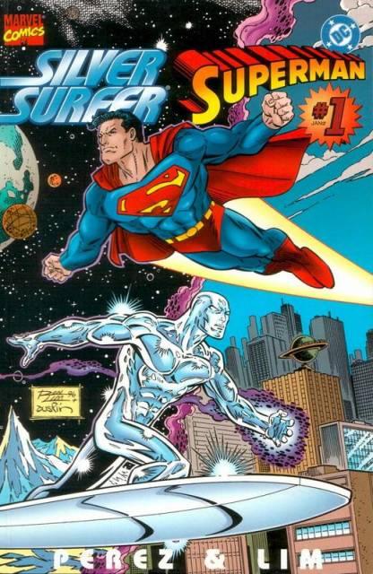 Silver Surfer/Superman