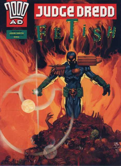Judge Dredd: Fetish