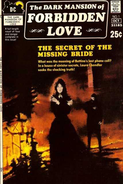 The Dark Mansion of Forbidden Love