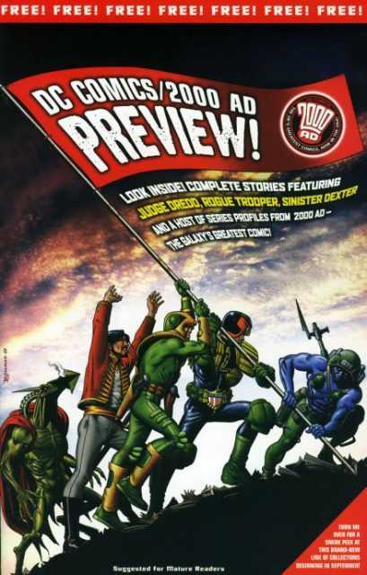 DC Comics / 2000 AD Preview