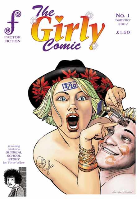 The Girly Comic