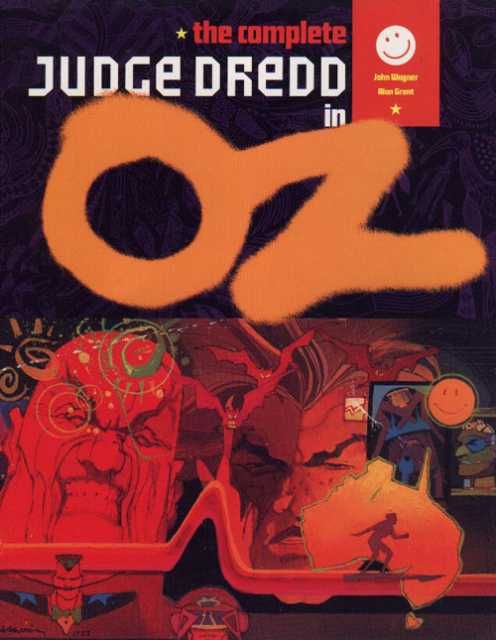 Judge Dredd: The Complete Judge Dredd in Oz