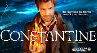 Constantine TV Series (NBC)