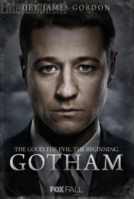 Ben McKenzie in Gotham