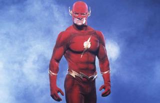 John Wesley Shipp as Barry Allen
