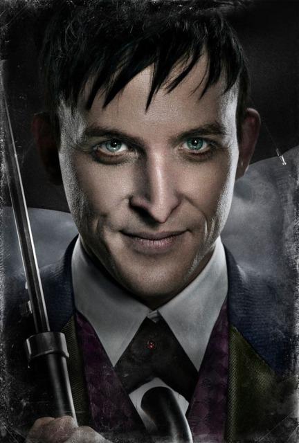 Robin Lord Taylor on FOX's Gotham
