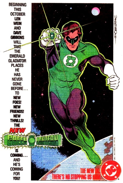 Promo by Dave Gibbons