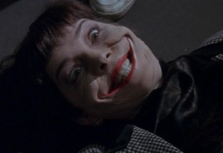 A Gotham anchorwoman poison by Smylex.