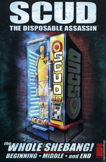 SCUD The Disposable Assassin: The Whole Shebang!