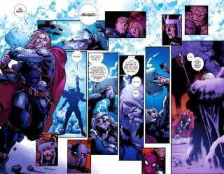 Hurts Odin a Skyfather