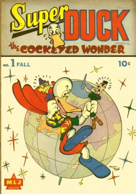 Super Duck Comics