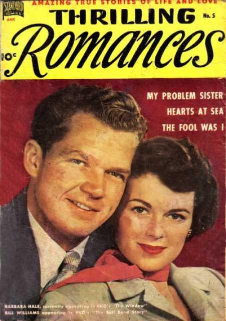 Thrilling Romances