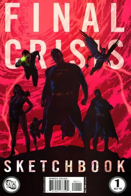 Final Crisis Sketchbook