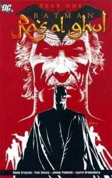 Year One: Batman/Ra's al Ghul