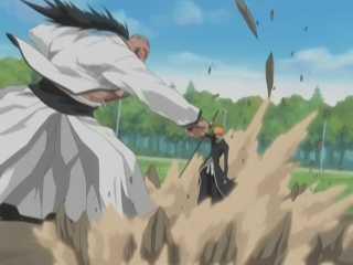 Yammy vs Ichigo