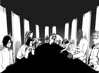 The meeting of the Espada