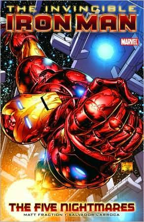 Invincible Iron Man: The Five Nightmares