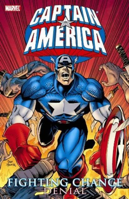Captain America: Fighting Chance: Denial