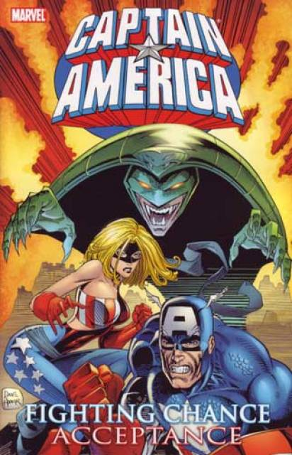Captain America: Fighting Chance: Acceptance