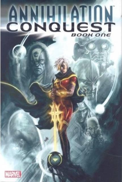 Annihilation: Conquest, Book One