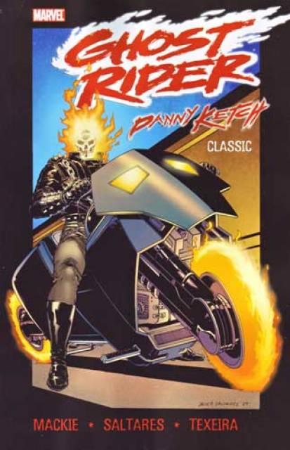 Ghost Rider: Danny Ketch Classic