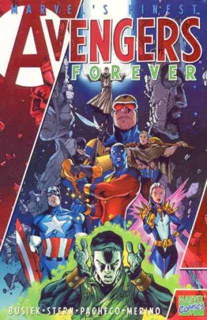 Avengers Legends: Avengers Forever