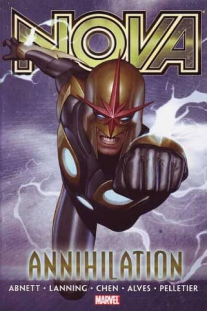 Nova: Annihilation