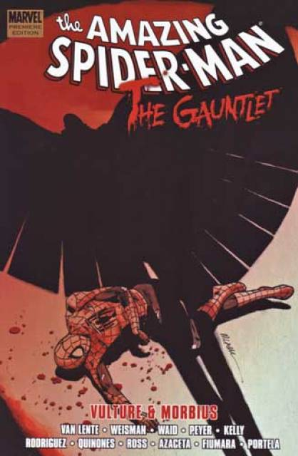 Spider-Man: The Gauntlet - Vulture and Morbius