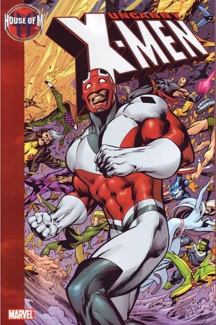 House of M: Uncanny X-Men