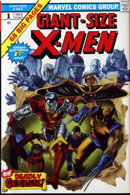 Uncanny X-Men Omnibus