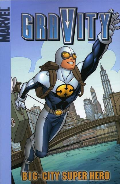 Gravity: Big-City Super Hero