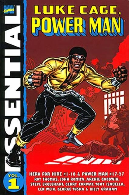 Essential Luke Cage, Power Man