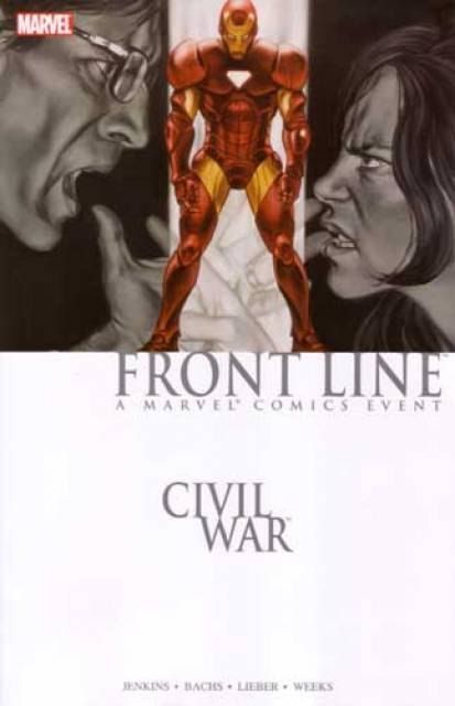 Civil War: Front Line, Book Two