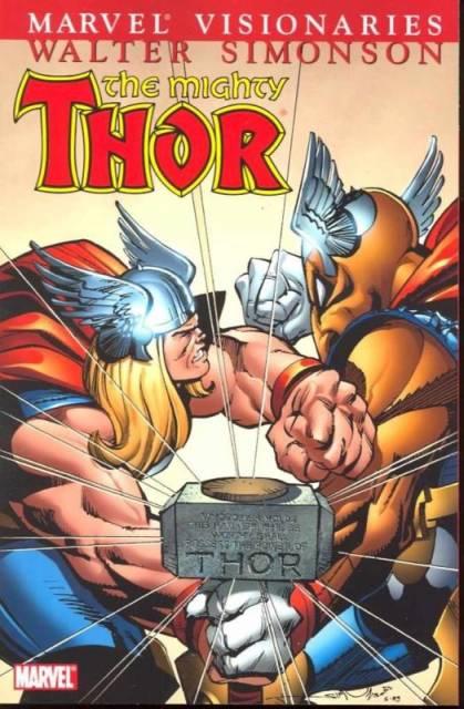 Thor Visionaries: Walter Simonson