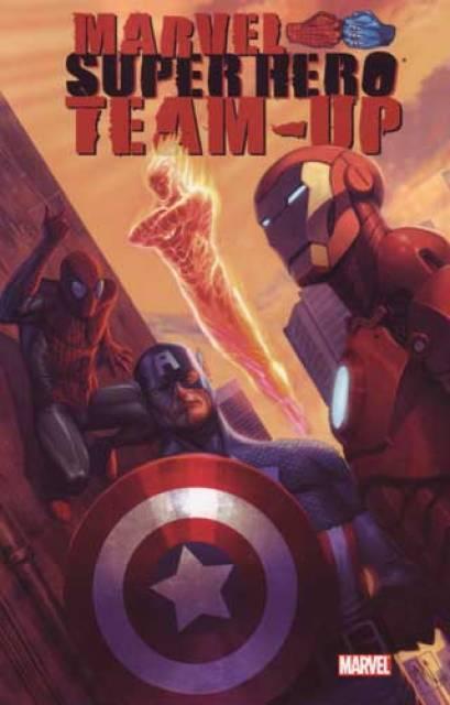 Marvel Superhero Team-Up