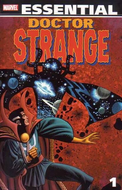 Essential Doctor Strange