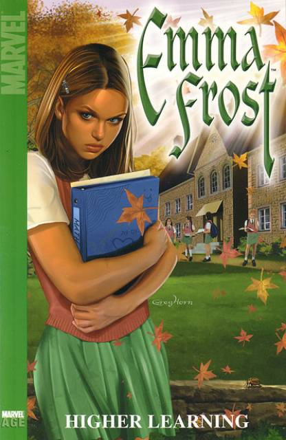 Emma Frost: Higher Learning