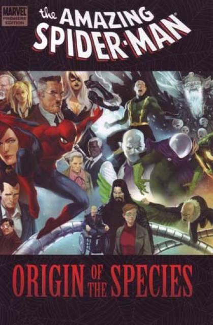 Amazing Spider-Man: Origin of the Species