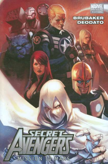 Secret Avengers: Mission to Mars
