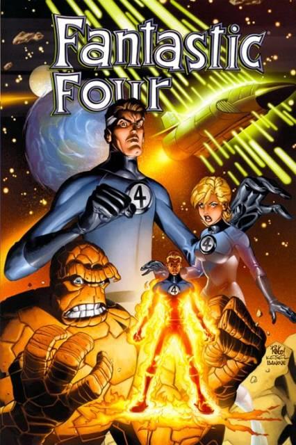 Fantastic Four by Mark Waid