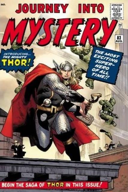 Mighty Thor Omnibus