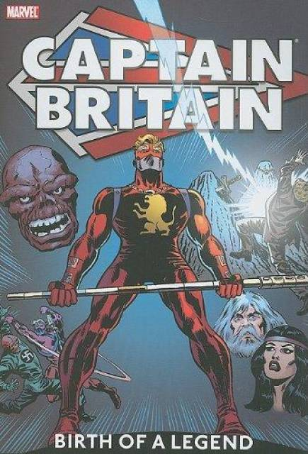 Captain Britain: Birth of a Legend